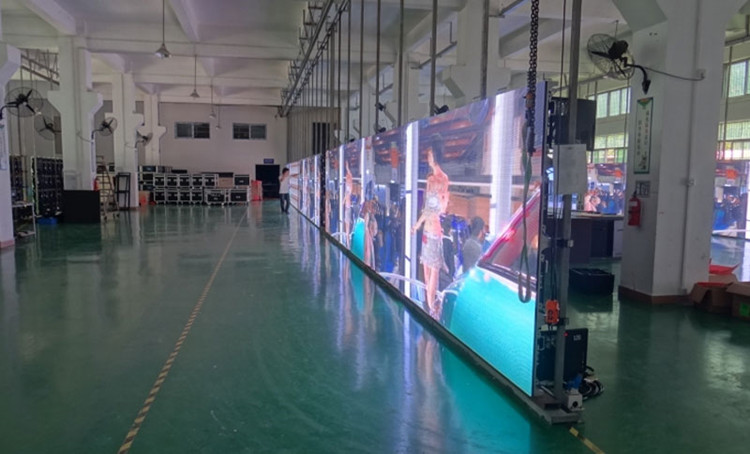 China LED Display screen wall panel factory manufacturer and supplier