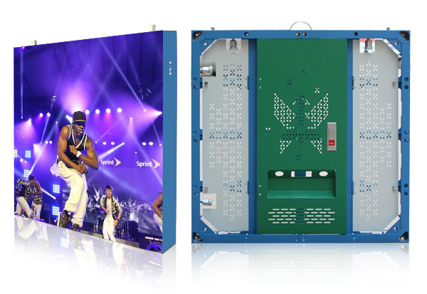 High performance P3 indoor fixed installation led video wall display