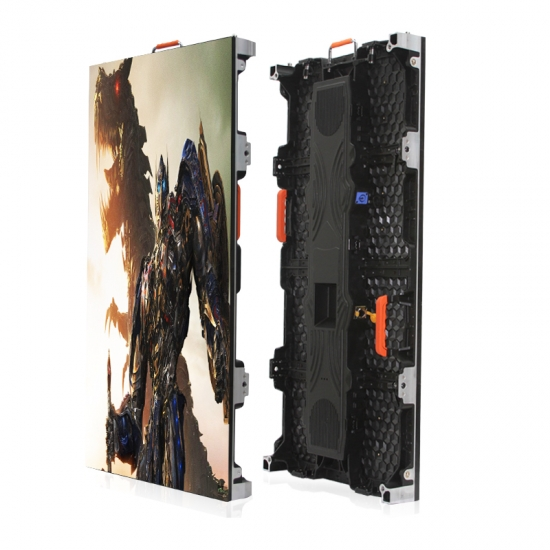 SMD Outdoor Flexible LED Display Panels Rental P6.25 Mobile LED Display Screen Nova Contral Card