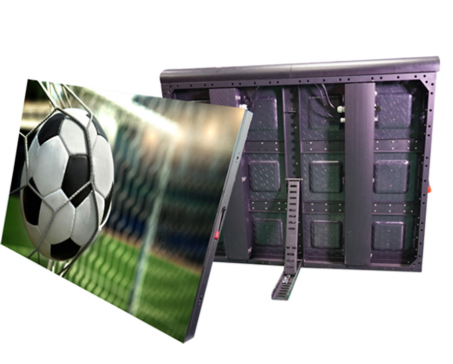 P10 Outdoor Full Color LED Display Screen for Sports Stadium/Perimeter