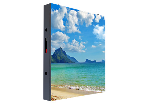 HD Slim Panel Outdoor P8 SMD 3535 LED Screen/Outdoor energy saving LED Display