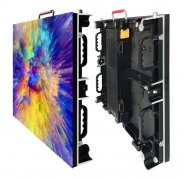 Full Color Hanging Stacking Rental Events P3 P3.91 P481 indoor LED Display Screen