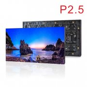 p2.5 led video wall indoor video screen price display P2 led video wall