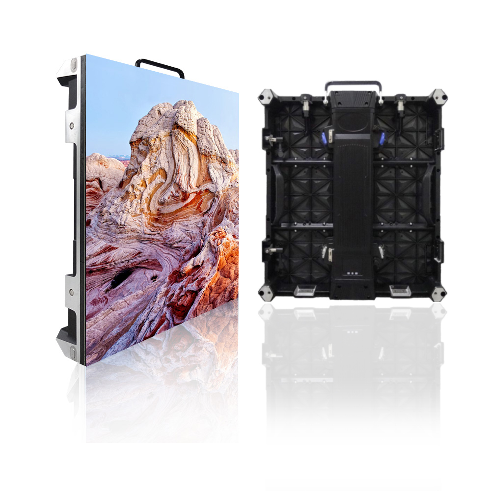Light Weight Concert Backstage P3.9 Full Color Led Screen Indoor Price Customs Data