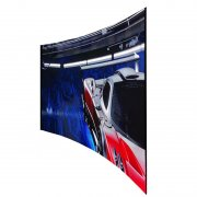 2K 4K P3.91 indoor rental curved replacement led advertising screen led wall display
