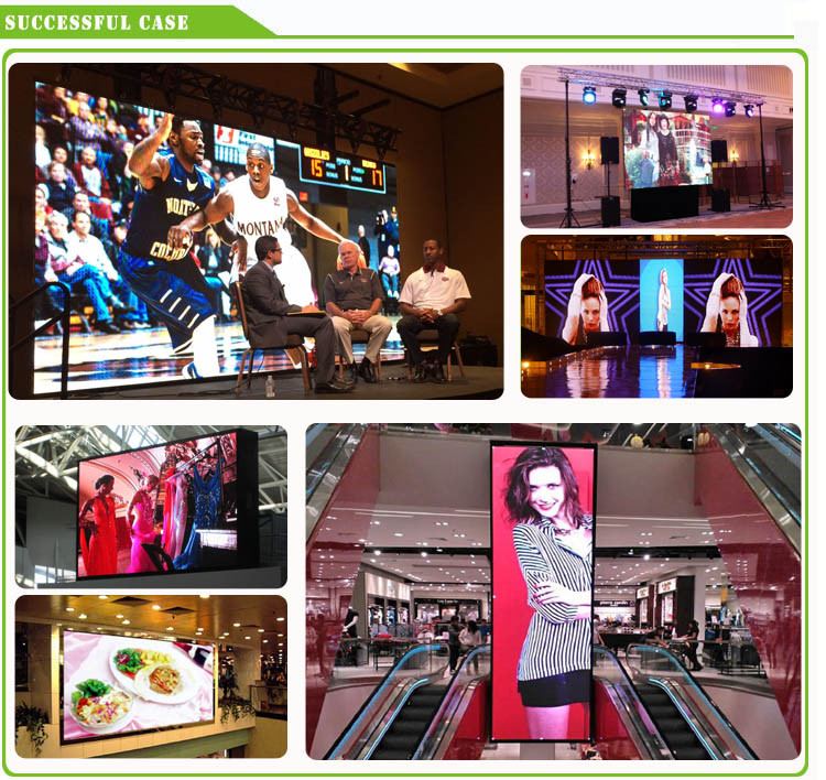 Night Club led screen indoor interactive led dance floor 500x500mm P3.91 led stage display panel