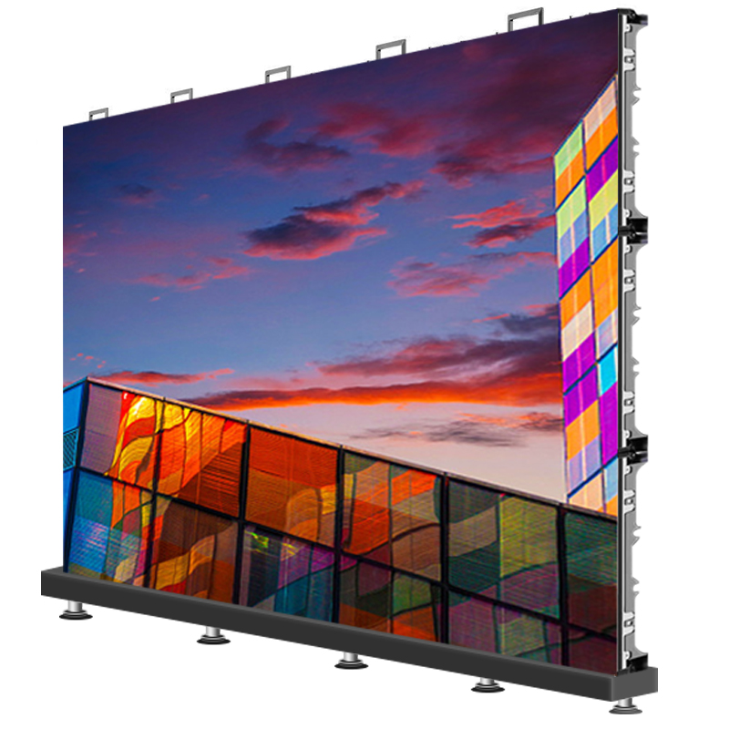 Indoor P1.25 Full Color Large LED Screen Display/ LED Rental Screen/ 640x640mm Cabinet