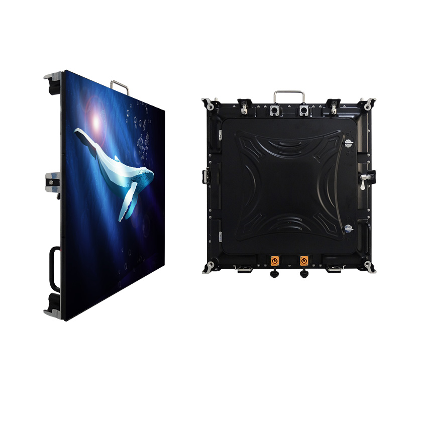 HD video led screen panel indoor p3 digital billboards indoor building led display screen p1 p2 p3